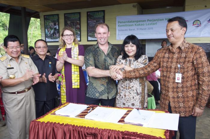 GP-SCP, Menuju Kesejahteraan Hijau Petani Kakao