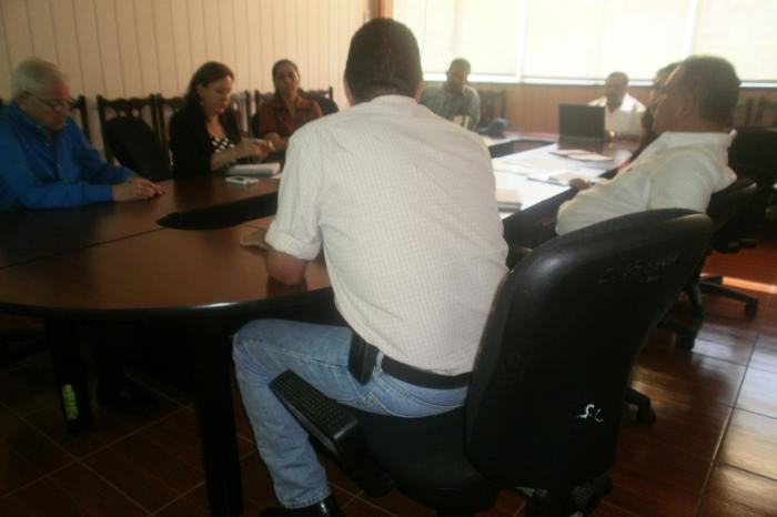 CCAJ realiza gira de intercambio en Honduras