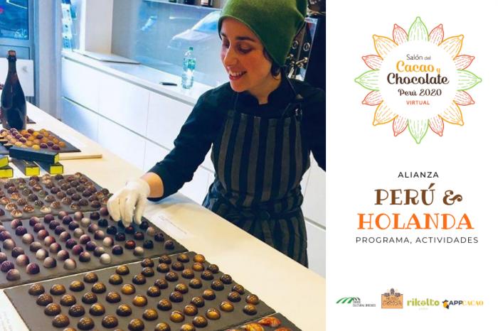 ¿Amante del chocolate? Perú y Holanda te traen esta irresistible oferta
