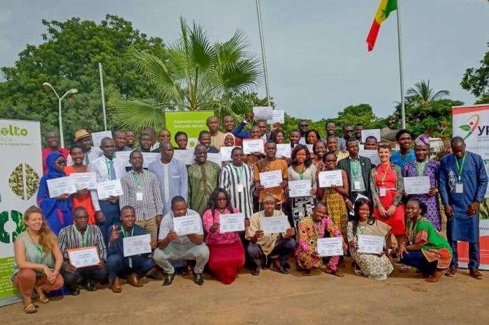 Systèmes alimentaires durables : les jeunes agri-entrepreneurs ouest africains s'engagent !
