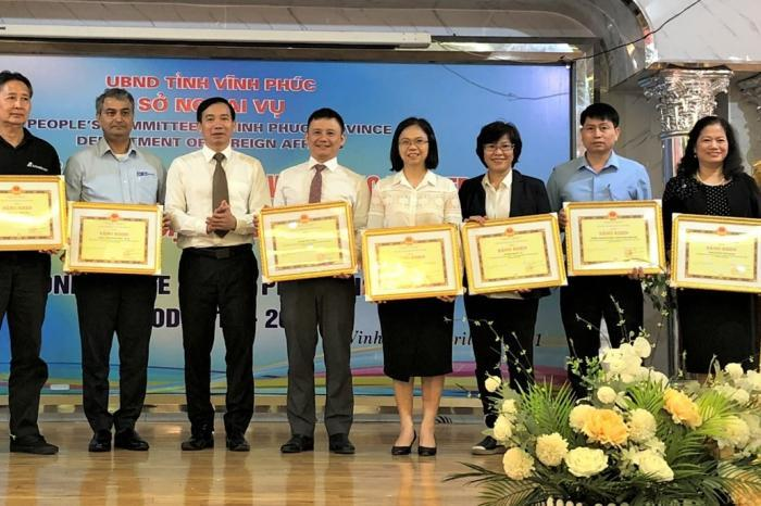 Rikolto's excellent performance in agricultural support in Vinh Phuc province 2016-2022