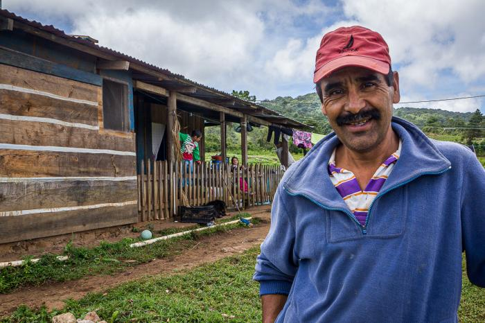 Inclusive trade between rural and urban areas in Honduras