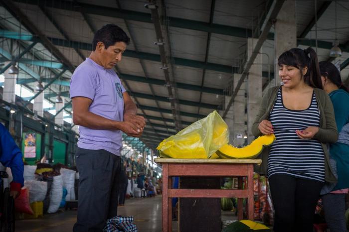Tegucigalpa en intercambio entre ciudades sobre sistemas alimentarios urbanos
