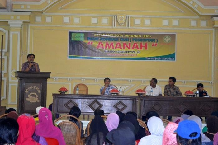Amanah Farmer Cooperative Association Holds Annual General Meeting