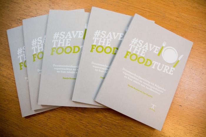 "Boekvoorstelling #SavetheFoodture: ""Het business model achter onze voeding moet anders"""