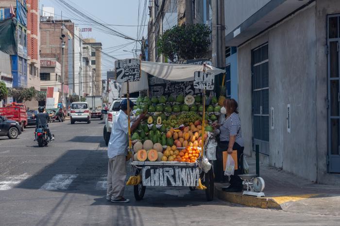Een nieuw recept voor de voedselwijk van Lima