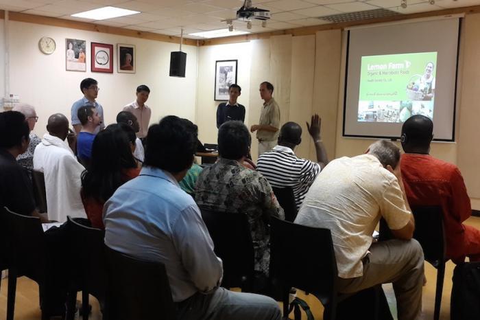 Belajar Perberasan hingga Negeri Thailand