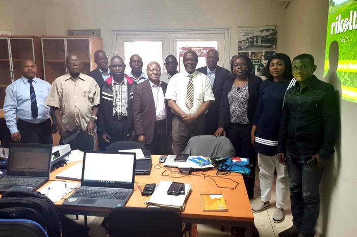 « Il faut passer des intentions aux actions pour développer la riziculture congolaise »