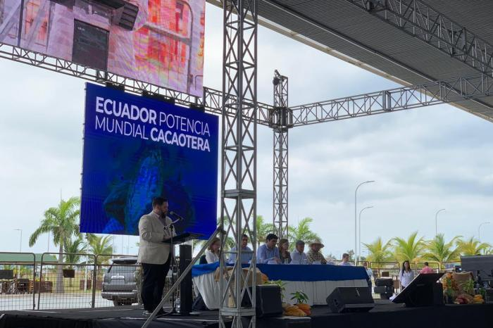 Gran Pacto Nacional por el Cacao en Ecuador