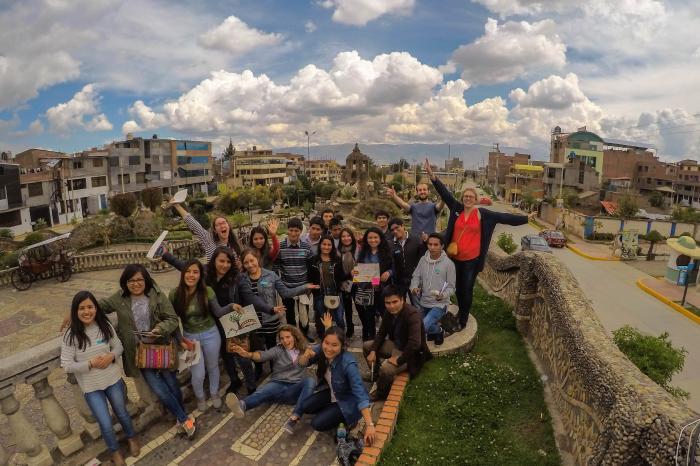 2 jaar werken in Peru. Een interview met Louise Rose