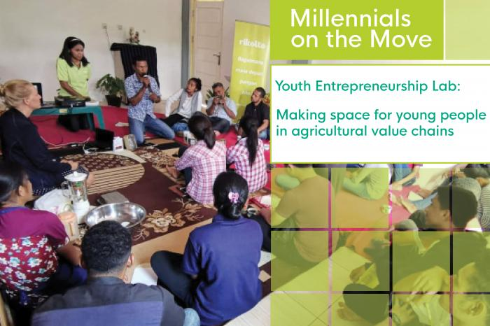 YEL: Making space for young people in agricultural value chains