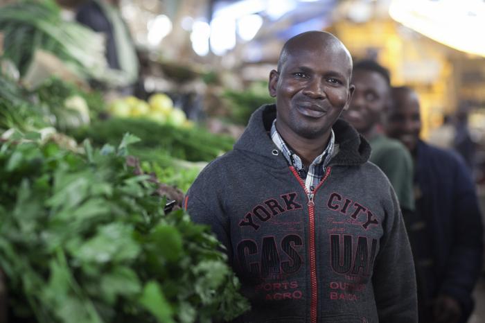 Een nieuw recept voor Arusha's voedselsysteem