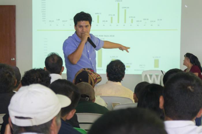 Líderes cooperativistas del sector café responden a la crisis en Cajamarca