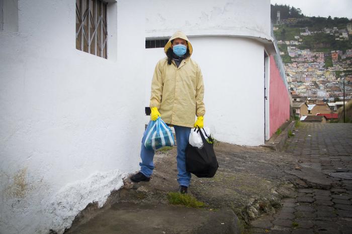 Quito: Un sistema alimentario puesto a prueba en pandemia