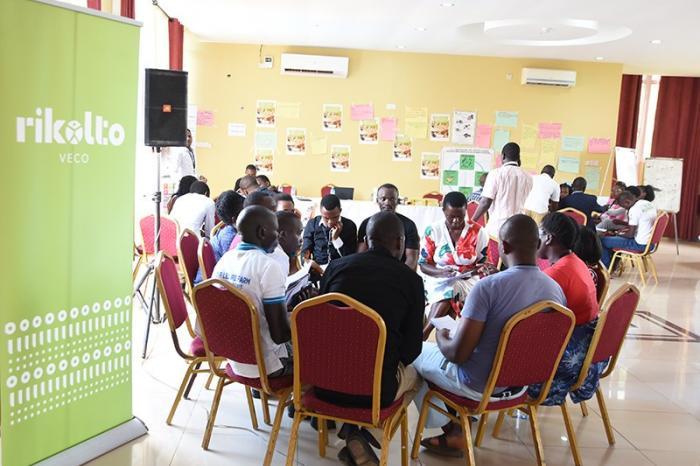 Soutenir l'entrepreneuriat agricole des jeunes pour des systèmes alimentaires durables en Afrique de l'Ouest