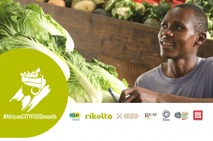Young people driving food changes in African cities – A reflection piece from Rikolto in support of #AfricanCITYFOODMonth
