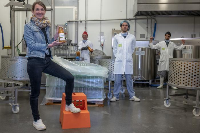 Robin Food verovert Europa om voedseloverschotten bij kwetsbare gezinnen te brengen