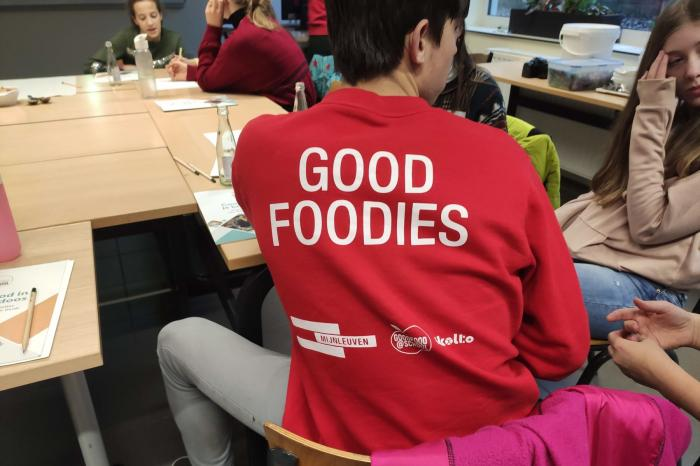 GoodFoodies aan de slag in Leuven en Gent