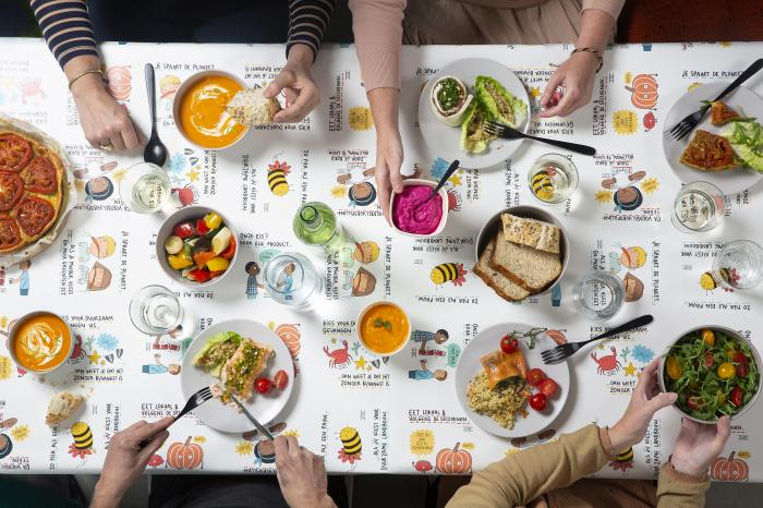 Het Grootste Diner gaat even op pauze