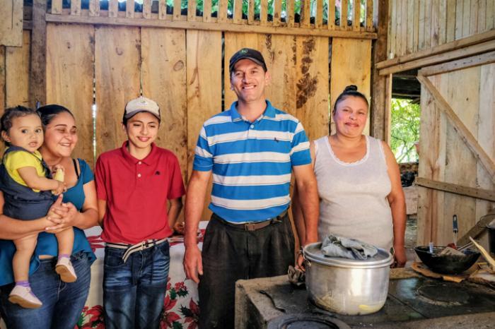 Fincas modelo: pilotos para salvar lago en Nicaragua