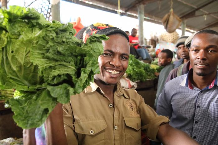 Generation Food: young entrepreneurs in the driving seat of Arusha's transformation into a Food Smart City