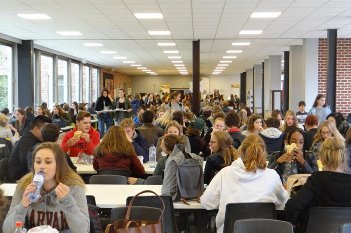 GoodFood@School for Belgian pupils