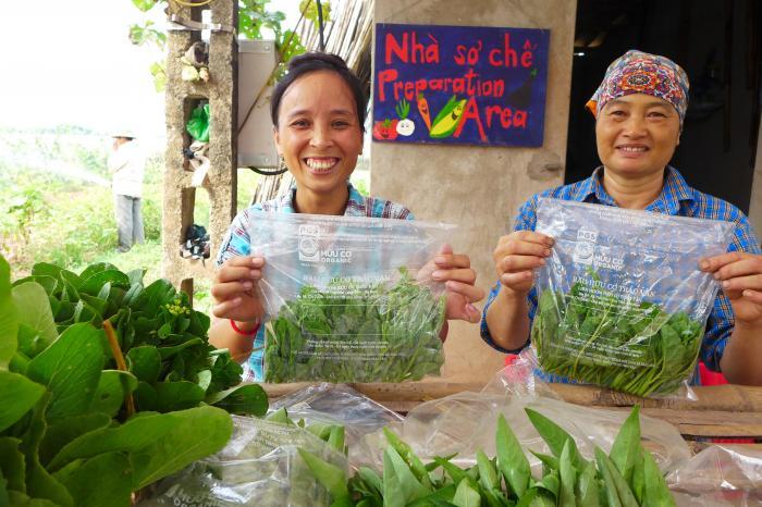 Hệ thống cùng tham gia đảm bảo chất lượng cho rau an toàn ở Việt Nam
