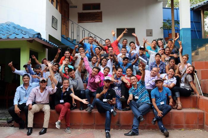 La Juventud Sí Puede:  Transformar la agricultura - Proyecto finalizado