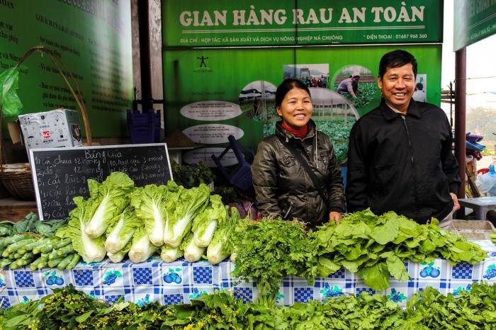SOFF – Công cụ Tìm kiếm Thực phẩm An toàn và Hữu cơ ở Hà Nội