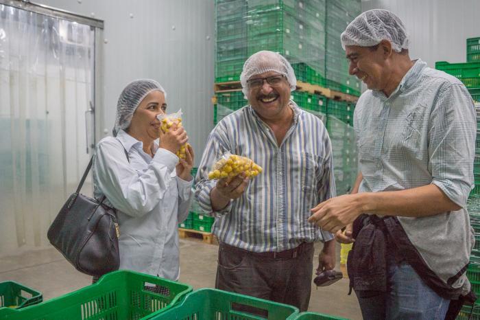 Tegucigalpa: una ciudad por el cambio alimentario sostenible