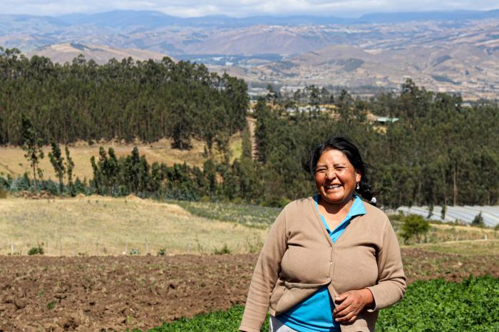 Affordable quality food for Quito's consumers