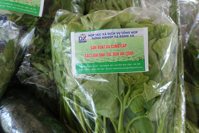 Towards safe and sustainable food systems in Vietnamese cities