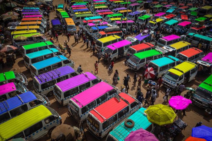 Constructing Kampala's pathway to becoming a Food Smart City
