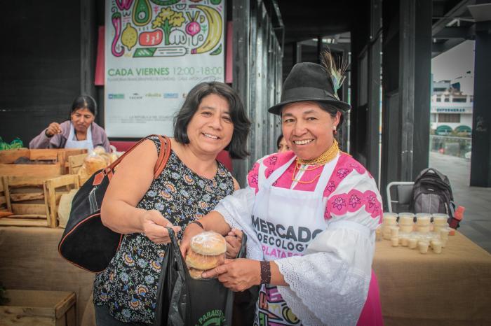 Comida sabrosa y de calidad para la ciudad de Quito