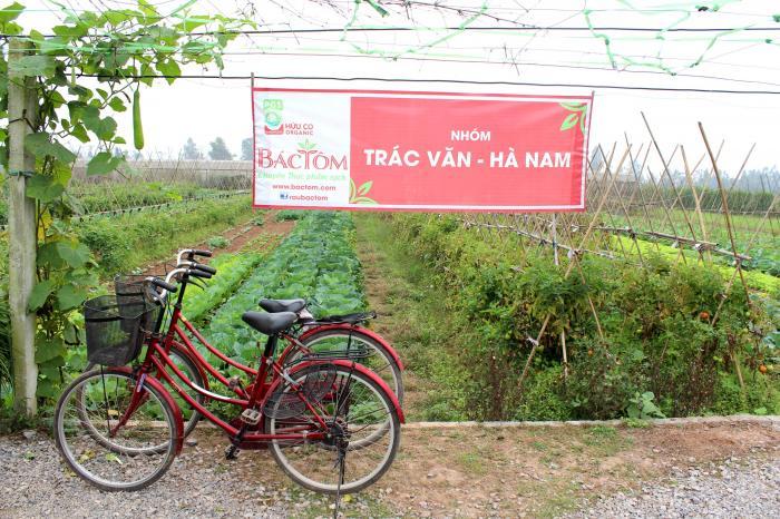 Een Participatief Garantiesysteem voor veilige groenten in Vietnam