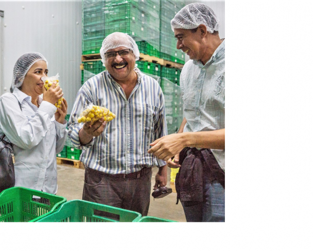 Tegucigalpa is leading the shift towards new food consumption