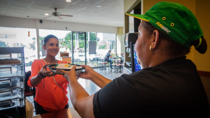 Case study: inclusive business relations between farmer organisations and Subway in Nicaragua