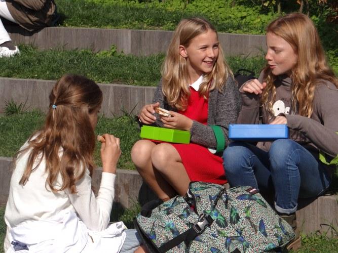 Nieuwe focus: voeding op school