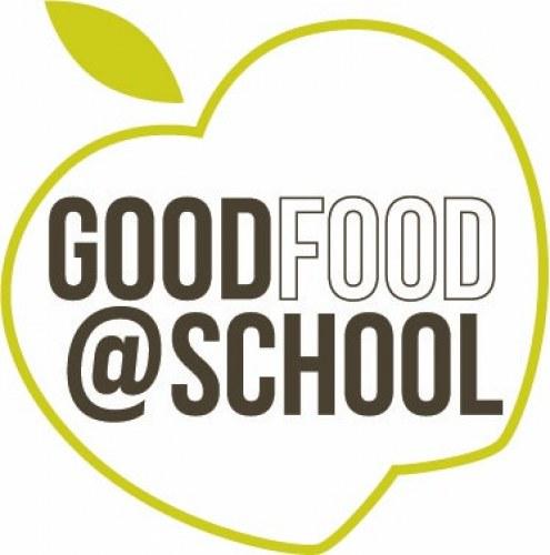 Bezoek de website van GoodFood@School