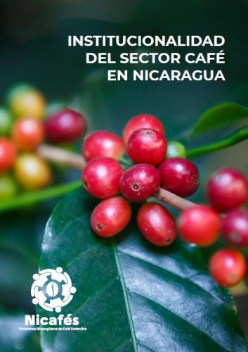 Institucionalidad del sector café en Nicaragua
