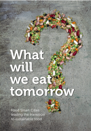 The book: What will we eat tomorrow?