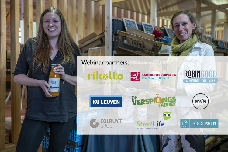 [May 18 @ 15h] Business models to make good food accessible to vulnerable groups