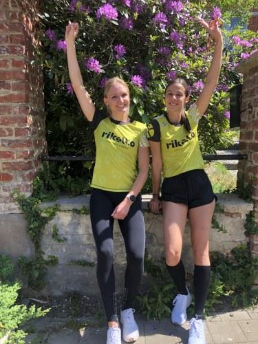 Steun Hanne en Camille of doe zelf mee