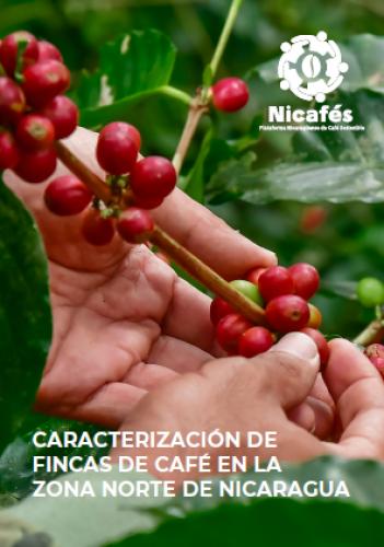 Caracterización de fincas de café en la zona norte de Nicaragua