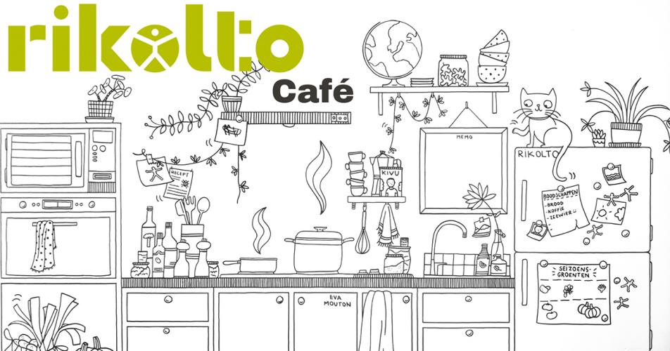 Welkom in ons Rikolto Café