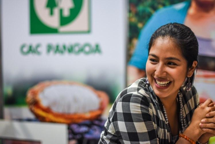 Cac Pangoa employee