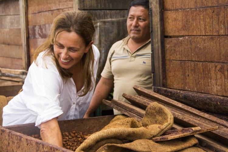 Cocoa fermentation