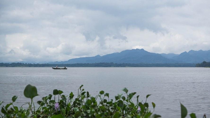 Se calcula que en 5 años si no hacemos nada, la sedimentación habrá terminado con el lago