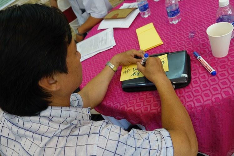 Rice Programme Intervention Framework Review Workshop