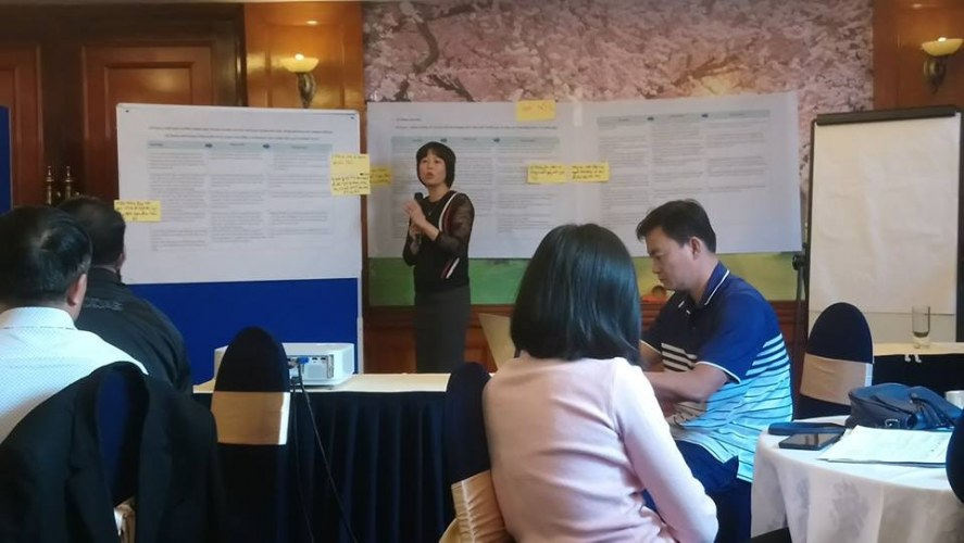 Vegetables Intervention Framework Review Workshop
